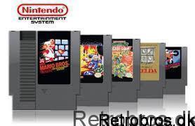 Nintendo NES spil