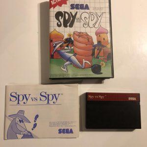 SEGA Master System Spil I Kasse