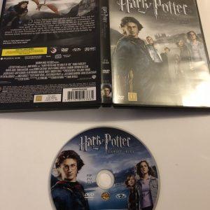 harry potter dvd tilbud