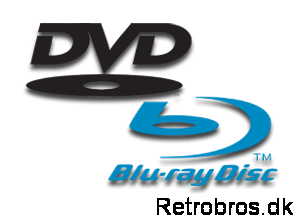 DVD og Blu-Ray Film