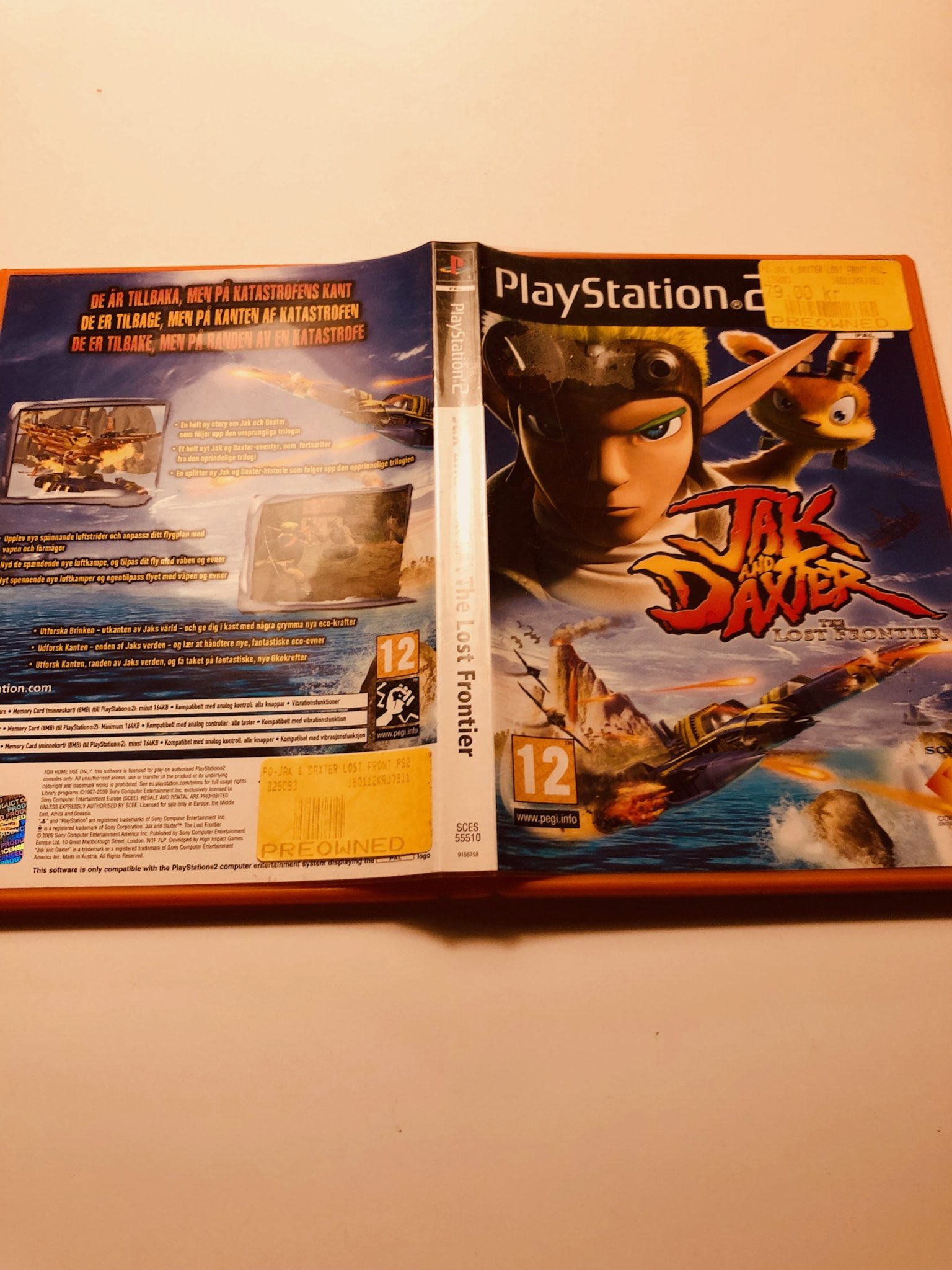 Deep | Blu ray, DVD, Games: [NEWS] Jak & Daxter